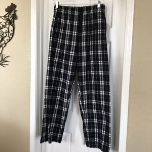 Boxercraft Pyjama bottoms men's large NWT flannel